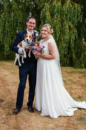 Catherine & Tom Wedding