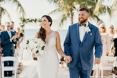 Kyle and Stephanie Wedding