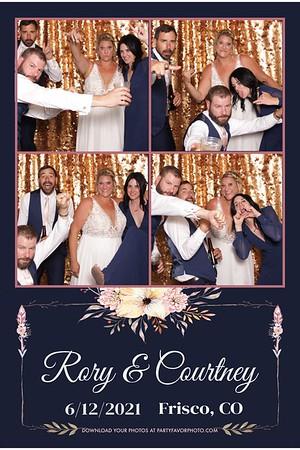 Rory & Courtney Wedding