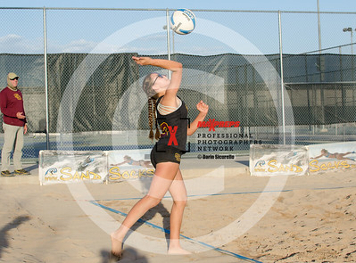 Sand Volleyball 2016 Xaiver vs Sal Pointe