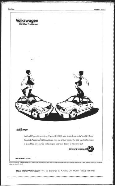 Daily Trojan, Vol. 150, No. 51, November 06, 2003