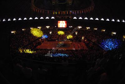 25862 Men's Basketball vs. Providence - Opening Ceremony