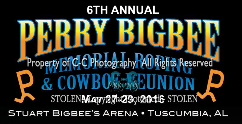 Perry Bigbee Memorial Roping 2016