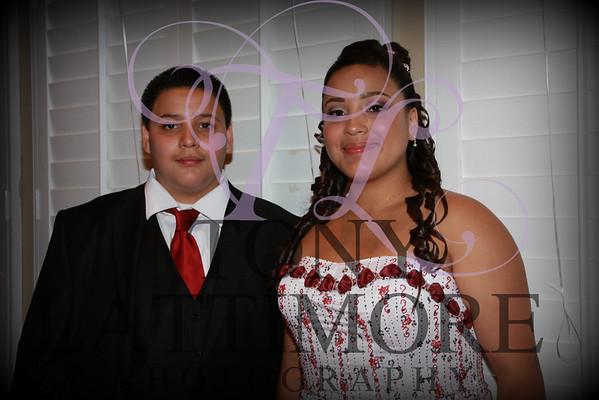2012 Ashlin & Carlos' Quinceanera