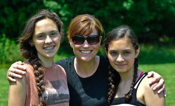 Family in Fair Haven, NJ