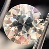 3.06ct Old European Cut Diamond GIA M VS2 3