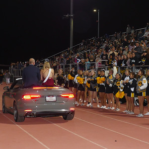 190927 GHS HOMECOMING - QUEEN CEREMONY