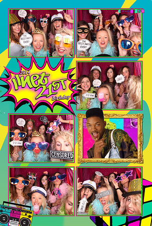 iiNet's 21st - A Night in the Nineties Photo Prints