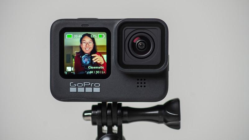 GoPro Hero 9 Product Shots