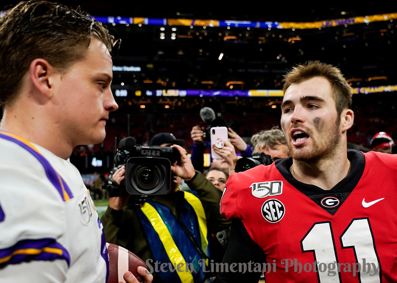 Joe Burrow, Jake Fromm