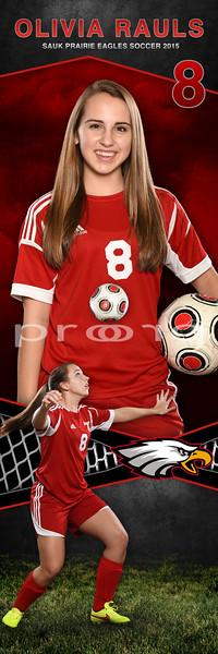 Sauk Girls Soccer