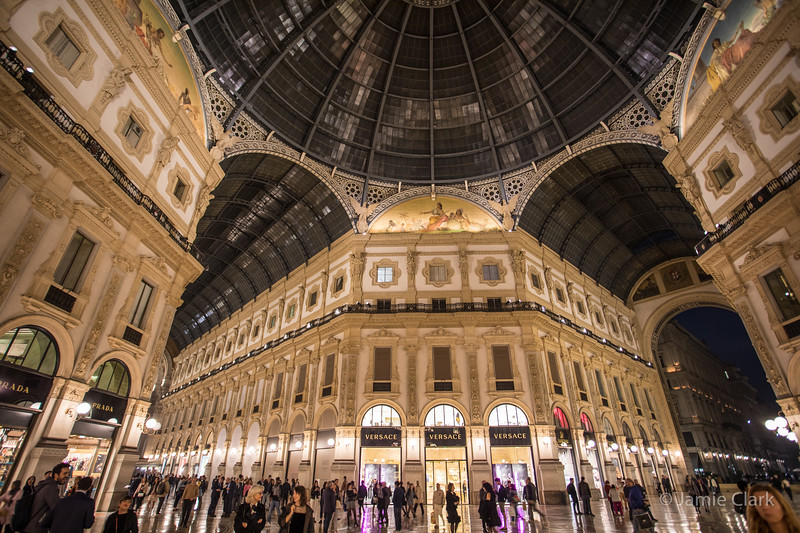 Milan, Italy, October 2017