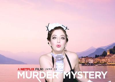 Netflix Murder Mystery