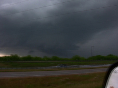 05-20 Storm Chase in Central TX