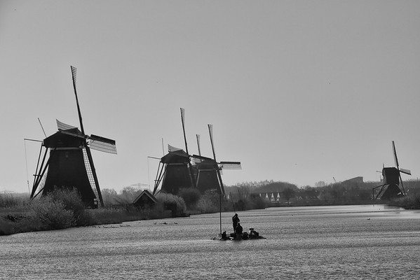 Netherlands B&W