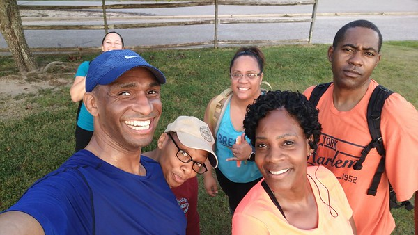 20190917 Foot March 4 Miles
