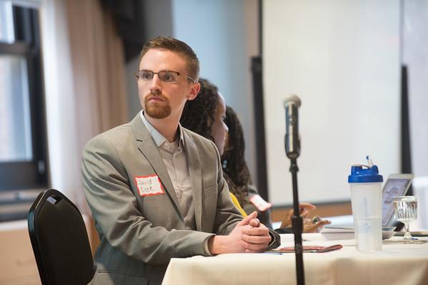 Alumni David Cisek, April 2017