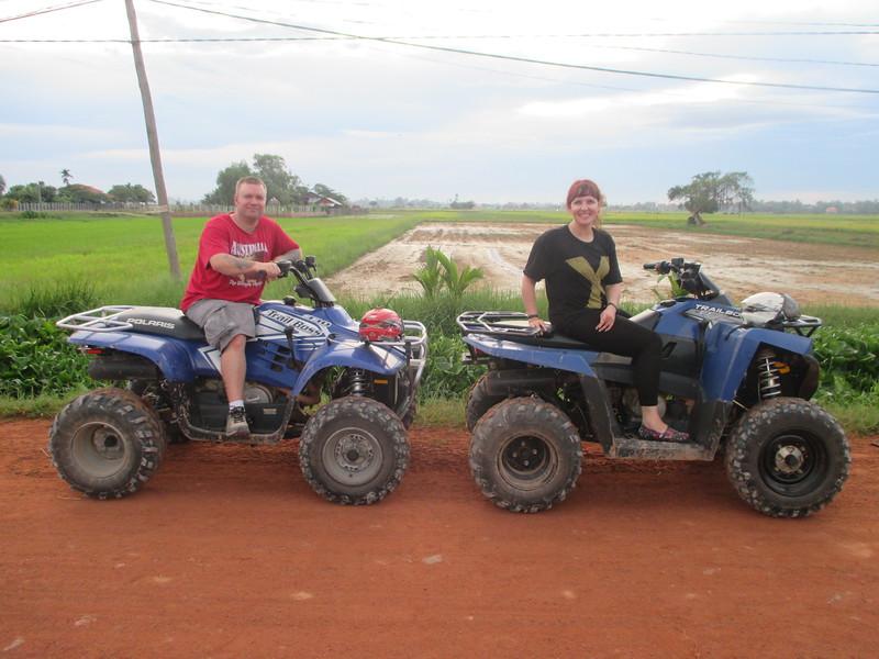 Southeast Asia adventures ATV Cambodia