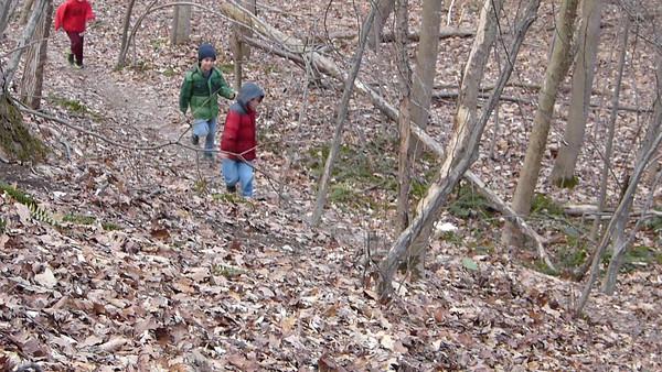 2013 - 03 - Fairland Hike