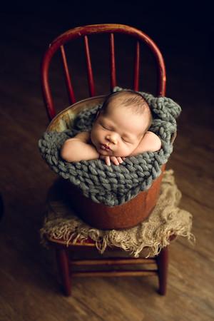 Oliver B Newborn
