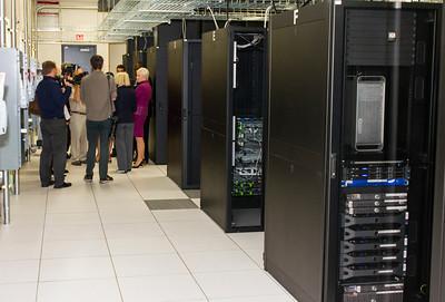 2014 Data Center Ribbon-Cutting