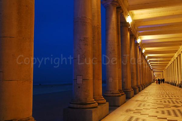 Ostend/Oostende (Belgium) By Night