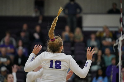 Taylor Volleyball vs Bethel  10-13-21