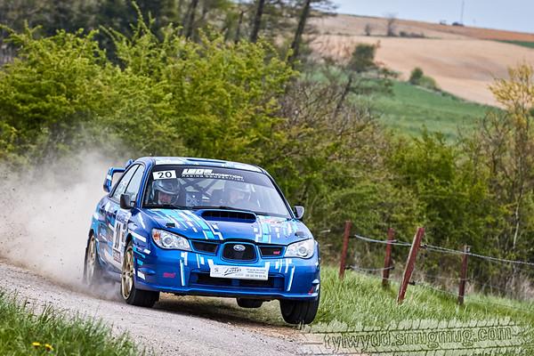 Rallye du Cristal 2017