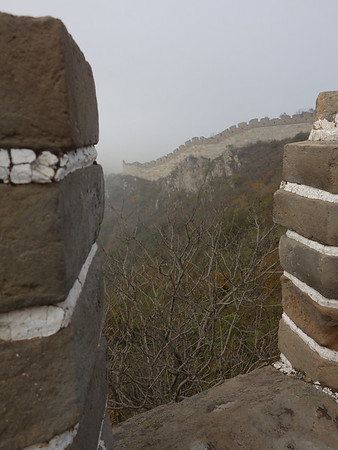 Beijing Chen castle great wall camping