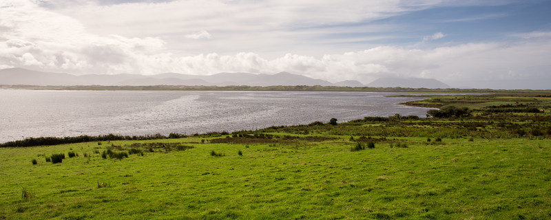 Inch Strand and Dingle Bay