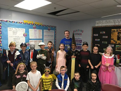 Grade 3 Phantom Tollbooth Day