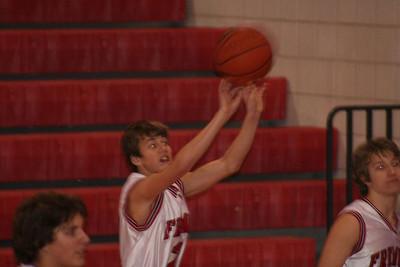 Boys JV Basketball - 1/18/2006 Muskegon Heights AV