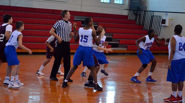 Basketball vs. STAB