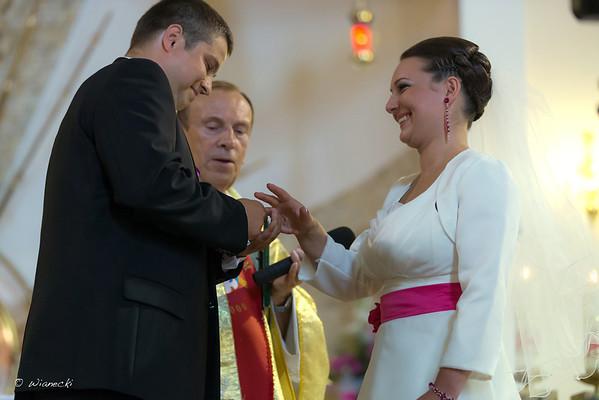 2012-08-04 - Slub oraz Wesele Jacka i Dominiki Pająk