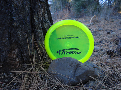 Disc Golf - Truckee Regional 12-27-2011