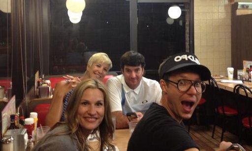 """. <p>5. WAFFLE HOUSE <p>You never know what kind of Bubbas you�re going to run into there. (unranked) <p><b><a href=\'http://www.dailymail.co.uk/news/article-2604235/Bubba-Watson-celebrates-second-Masters-win-kiss-adorable-son-hashbrowns-Waffle-House.html\' target=\""""_blank\""""> HUH?</a></b> <p>   (Photo from Twitter)"""