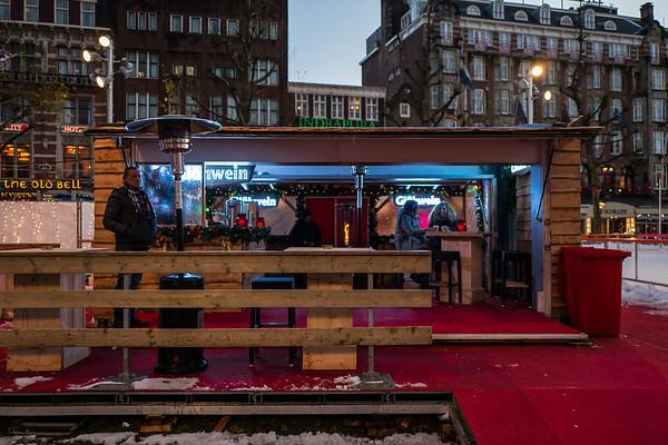 Amsterdam / Rotterdam