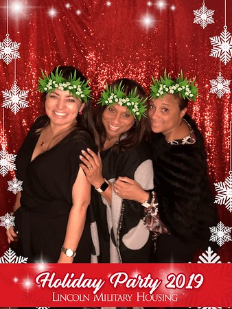 LMH Holiday Party