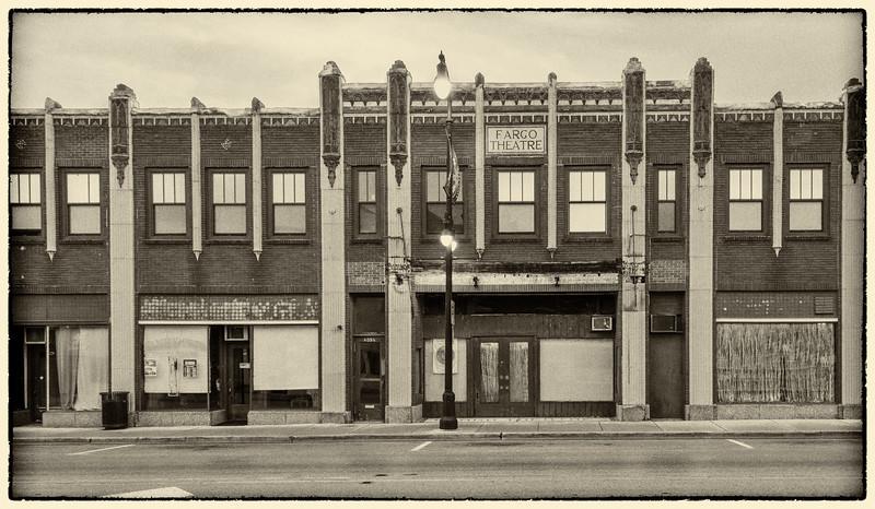 Fargo Theatre Vintage