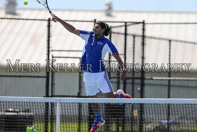 MHS vs Portsmouth Tennis 4.18.17