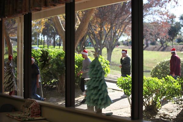 Christmas Caroling - VA Hospital Loma Linda