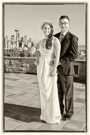 Gretchen n Nate Wedding