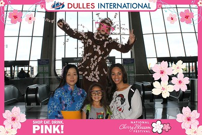 Dulles Food and Shops: Cherry Blossoms 2016 - Day 3