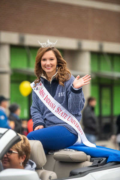 Homecoming Parade 2018