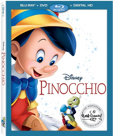 PINOCCHIO coming home on Walt Disney Signature Collection with new bonus materials