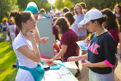 NSO - Student Involvement Fair - 082217