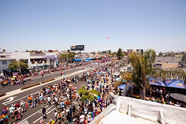 2018-07-14 - Rich's - San Diego Pride 2018 Parade Viewing Party