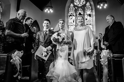 First Look & Ceremony
