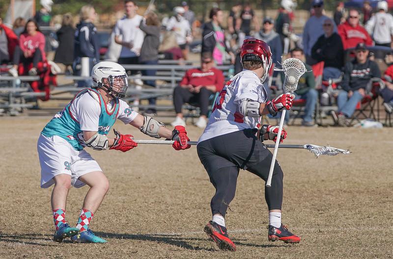 Bayne Lacrosse Vs Texas Tech