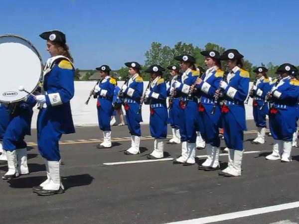 Anthony Wayne Marching Generals 2012-2013